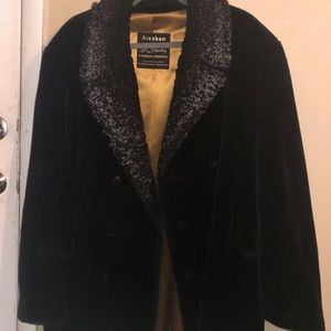 Other - Men's Vintage Persian Lamb Coat